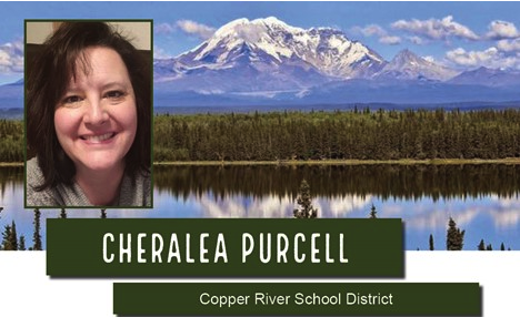 DEED Spotlight on Cheralea Purcell at Kenny Lake School, Copper River School District